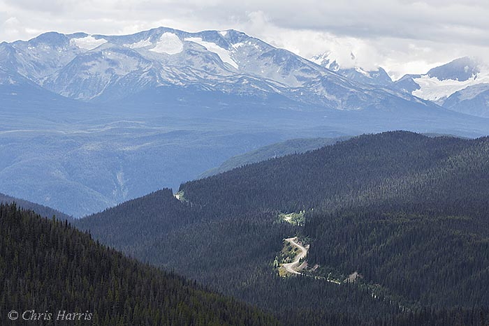 Canada, British Columbia, Chilcotin, Highway 24, Freedom Highway, The Hill,